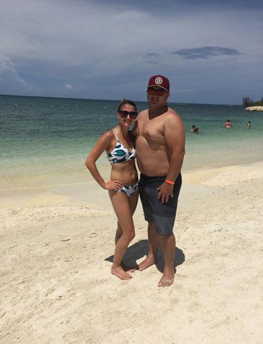 Megan & Richard